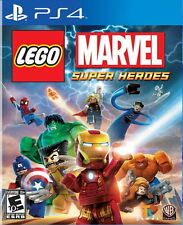 New Sony Playstation 4 PS4 Games LEGO Marvel Super Heroes English US