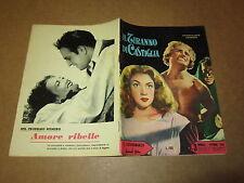 FOTO CINEROMANZO DA GRANDI FILM N°3 OTT.1954 IL TIRANNO DI CASTIGLIA