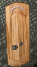 Lyre 7 String Ambrosia Maple Pentatonic Scale John Brandon Luthier
