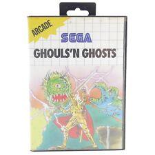 Ghouls'N Ghosts für SEGA Master System / MS