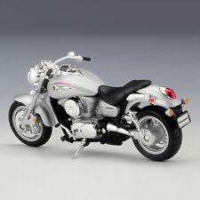 WELLY 1:18 Scale 2002 Kawasaki VULCAN 1500 MEAN STREAK Motorcycle Model Display