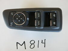 11 12 13 14 FORD EXPLORER DRIVERS SIDE LEFT MASTER WINDOW SWITCH OEM M814(Fits: Ford)