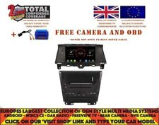 DVD Gps Wifi Bt Android 8.1 DAB + CarPlay Wifi Honda Accord 8TH GEN 2008-12 K6331