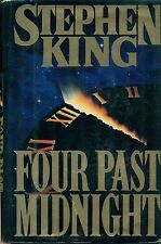 FOUR PAST MIDNIGHT by Stephen King (1990) Viking HC 1st edition