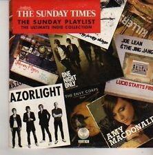 (CM496) The Sunday Times CD, The Sunday Playlist - 2008 CD