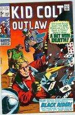 Kid Colt Outlaw #143 February 1970 FN- Severin Cover