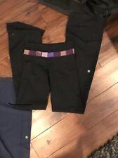 Lot Of 4 Lululemon Pants Size 2/4