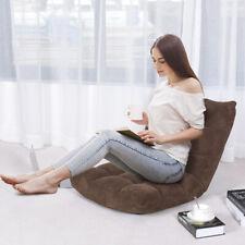 Chaise de Méditation,Tatami Chaise,Canapé-lit Pliable 56 x 67 x 56CM 3 Couleurs