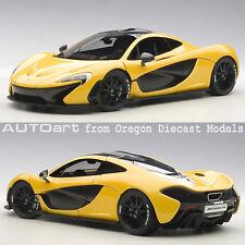 AUTOart 76021 1/18 McLaren P1 Volcano Yellow