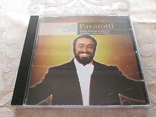 PAVAROTTI - RECORDE LIVE IN MODENA VERONA & PARMA - 1999 BELART - 450 002-210
