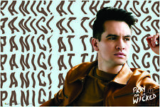"""Panic! at The Disco Pray for The Wicked Laminated Poster 24.25"""" x 36.25"""""""