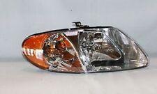 Right Side Headlight Assembly For 2001-2007 Dodge Caravan/Grand Caravan