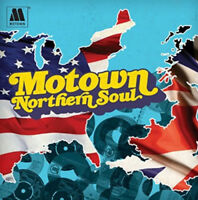 Various Artists : Motown Northern Soul CD (2014) ***NEW*** Fast and FREE P & P