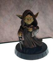 Gentle Giant Limited Star Wars Yoda Ilum 142 / 1900 in Box COA