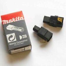 Makita CB-417, coppia di spazzole di carbone originali 191955-1