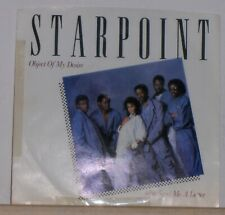 Starpoint - Object Of My Desire /Send Me A Letter - Original 45 Record Single