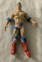 KURT ANGLE WWF Jakks Titan Tron Live Figure  WWE WCW ECW AEW NXT Wrestling