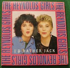"The Reynolds Girls I'd Rather Jack PWL 25 7"" Single"