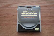 Japan Version | Hoya 72mm HMC Super Skylight 1B MultiCoating Lens Filter