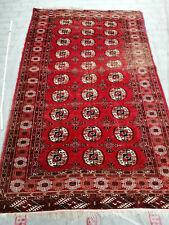 Nr.6)Afghan FEIN 250x 150 cm.Teppich, Antik? Wolle auf Wolle Handgeknüpft.