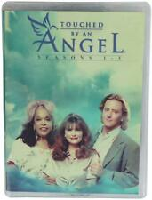 TOUCHED BY AN ANGEL Seasons 1-3 DVD 18-Disc BOX SET Sealed NEW 90s CBS TV Show