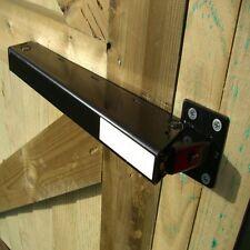 GARDEN GATE CLOSER Self Closing Hydraulic Spring DC2600 (Max Gate Weight 50kg)
