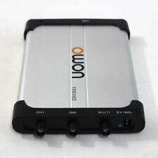 OWON VDS1022 USB PC Digital Storage Portable Mini Oscilloscope 25MHz 100MS