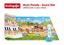 Spielmatte - Kinderspielmatte - Dwinguler - Sound Playmat - Music Parade -Mat- L