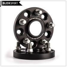 2x25mm Chevrolet Camaro V VI hub centric wheel spacers 5x120 CB67.1 M14x1.5 stud
