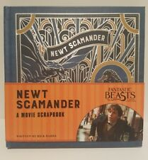 Fantastic Beasts and Where to Find Them: Newt Scamander: A Movie Scrapbook Barba