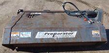 "Paladin FFC LAF3576 76"" Soil Preparator Debris Rake Skidsteer Attachment"
