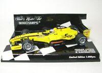 Jordan Toyota No.19 N.Karthikeyan Formel 1 2005  1:43 Minichamps