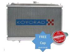 Koyo Aluminium Radiator, Fits Toyota MRS ZZW30 MR2 Spider KL010929R