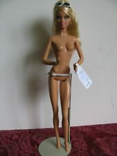 Top Model Resort Barbie nude , Model Muse, M5801,  2007