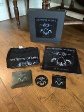 Architects Of Chaoz Revolution Box Set 50 Copies Vinyl Iron Maiden Paul Dianno