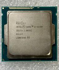 Intel Core i5-4570T 2.9GHz 6MB/5 GT/s SR1CA LGA 1150 Processor