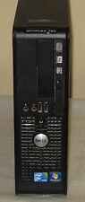 PC DA TAVOLO DELL 780 SFF Q9400 QUAD CORE 4GB 2Tb WIFI WINDOWS 7 PRO