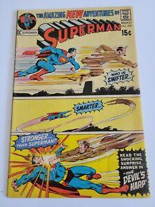 Superman #235, DC, 1971, Neal Adams cover