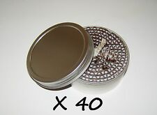 40 X 2-Hr Outdoor Survival Buddy Burner Mini Emergency Heat Fire For Bug Out Bag
