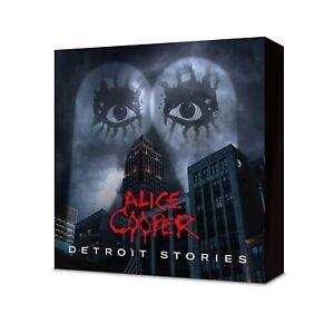 ALICE COOPER DETROIT STORIES LTD BOX SET 2021 NEU OVP