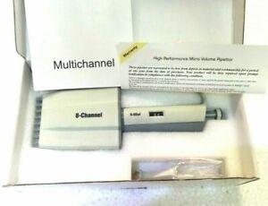 Micropipette Multichannel Free Shipping International
