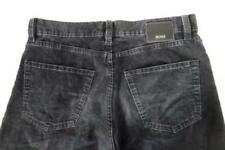 Jeans da uomo neri HUGO BOSS Taglia 32