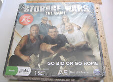 STORAGE WARS~THE GAME~NEW~FACTORY SEALED~SPIN MASTER~BASED ON THE A & E SERIES