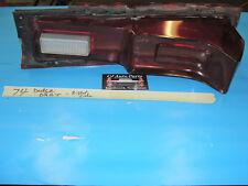 74 Dodge Dart Swinger RIGHT PASS SIDE TAIL LIGHT TAILLIGHT BACKUP REVERSE LENS