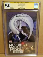 MOON KNIGHT #200 CGC 9.8 SS SIGNED BILL SIENKIEWICZ 1:500 REMASTERED VARIANT