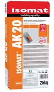 ISOMAT AK 20 TILE ADHESIVE - 25kg