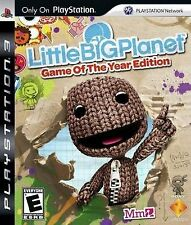 LittleBigPlanet PS3 Game of the Year Edition - LN