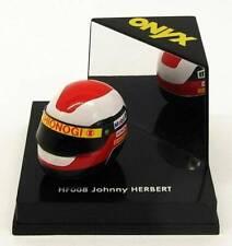 Helmet Johnny Herbert - 1:12 - Onyx