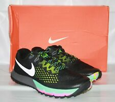 Womens Nike Air Zoom Terra Kiger 4  Trail Running Shoes Size 8.5 - 880564-001