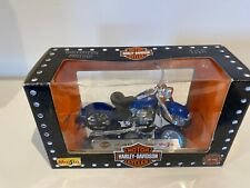 Harley Davidson 1953 74FL Hydra Glide Diecast Model Motorcycle by Maisto 1:18